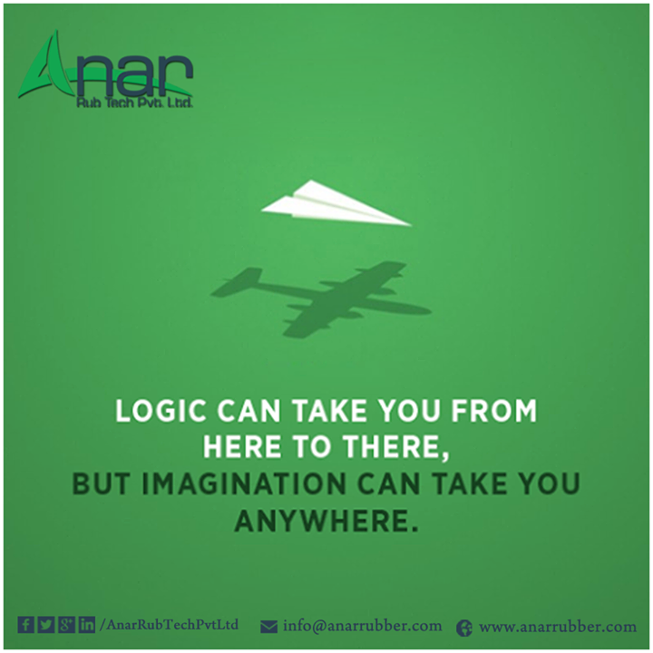 Anar Rub Tech,  Logic, here, there,, imagination, anywhere, AnarRubTechPvtLtd