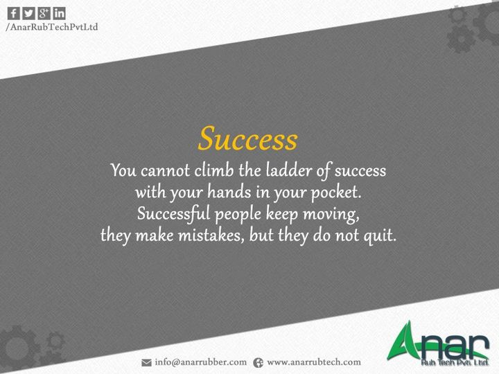 best way to achieve success in your life..
