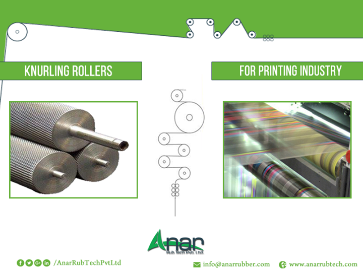 Anar Rub's Knurling Rollers are the Most Durable  A wide array of knurling rollers for printing industry are being manufactured, supplied and exported by Anar Rub Tech. We produce knurling rollers with various specifications. Being leading knurling rollers suppliers, we welcome you to try our best range of products. For any of your knurling rollers requirement, you can contact Anar Rub Tech.   #knurlingroller #Manufacturedofknurlingroller #knurlingrollerssuppliers #Exportedofknurlingroller #Knurlingrollersforprintingindustry #knurlingrollers #Best-knurlingrollerforprintingindustry #knurlingrollerExported #knurlingrollerManufactured  w: http://anarrubtech.com E: marketing@anarrubber.com M: +91 9825405265