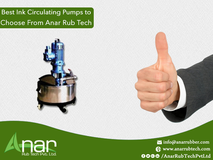 Best Ink Circulating Pumps to Choose From Anar Rub Tech