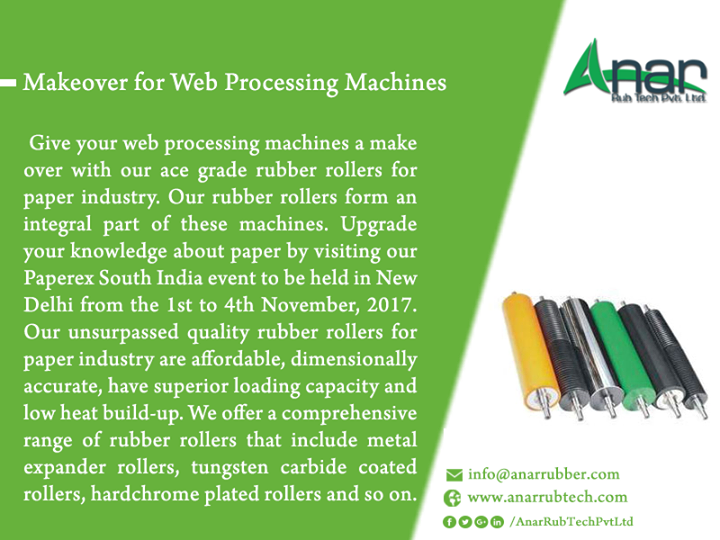 Makeover for Web Processing Machines
