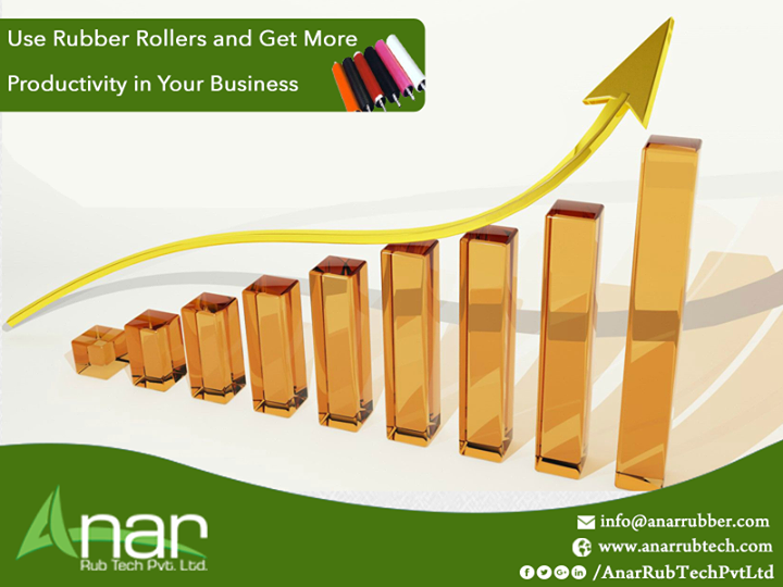 Use Rubber Rollers and Get More Productivity in Your Business  Do you know that most of the industries now inclined to use rubber rollers due to its benefits and other features like affordability and durability, etc? Rubber is something that serves to be useful in different manufacturing procedures. Ana Rub Tech Pvt Ltd will make it easy for you to carry out all your rubber-related tasks by offering the best rubber rollers for you #RubberRollers #BestManufacturersRubberRollers #BestSuppliersRubberRollers #BestExportersRubberRollers #RubberRollerManufacturer #RubberRollerManufacturers #RubberRollerManufacturerinAhmedabad #RubberRollerManufacturersinAhmedabad #RubberRollerManufacturerinGujarat #RubberRollerManufacturersinGujarat #RubberRollerManufacturerinIndia #RubberRollerManufacturersinIndia w:http://anarrubtech.com/   E:marketing@anarrubber.com   M:+91 9825405265