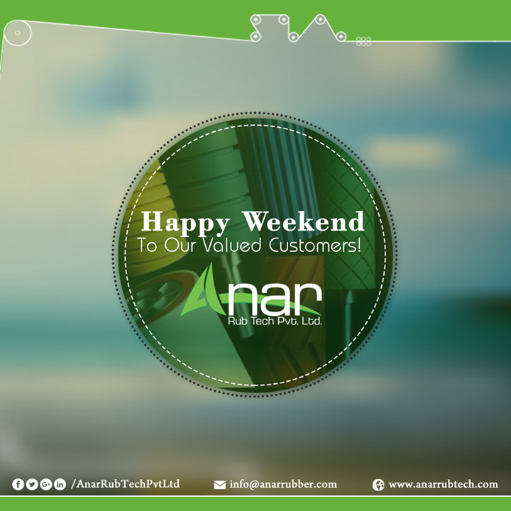 Happy Weekend to Our Valued Customers!