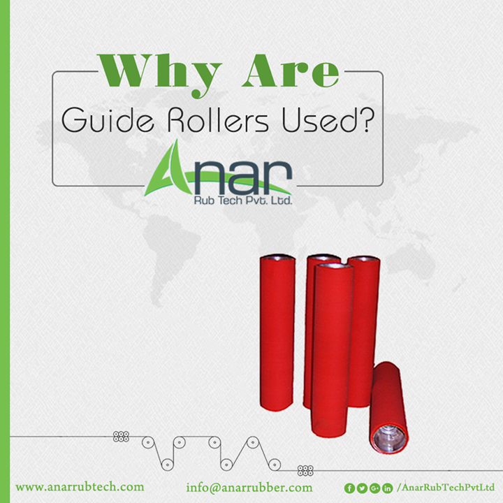 Why Are Guide Rollers Used?