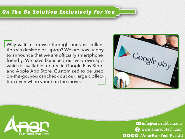 On The Go Solution Exclusively For You