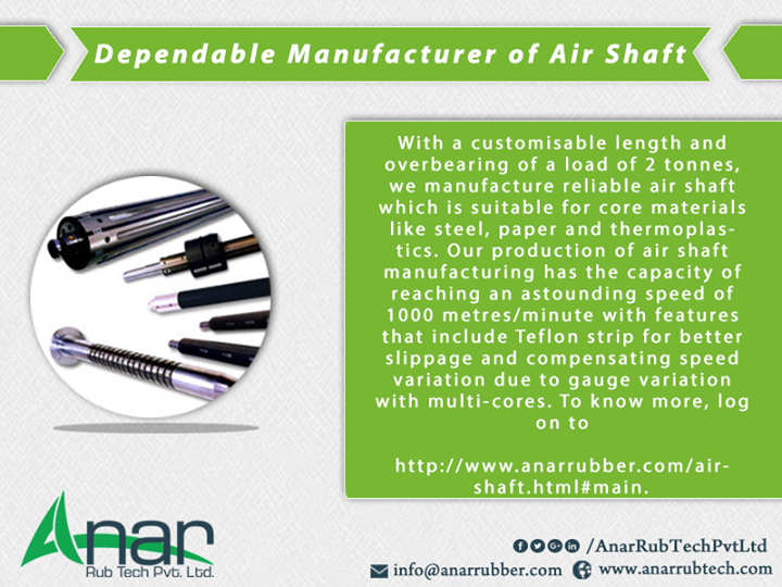 Dependable Manufacturer of Air Shaft