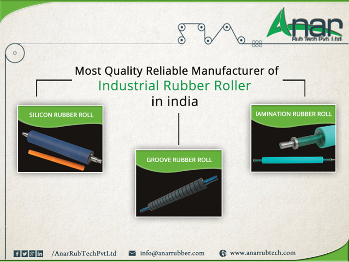 Most Quality Reliable Manufacturer of Industrial Rubber Roller in india  #IndustrialRubberRoller #IndustrialRubberRollerManufacturers #IndustrialRubberRollerSuppliers  #IndustrialRubberRollerExporters #ExportersOfIndustrialRubberRoller w:http://anarrubtech.com/   E:marketing@anarrubber.com   M:+91 9825405265