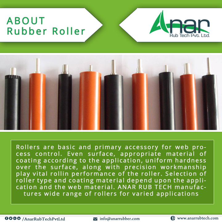 About Rubber Roller