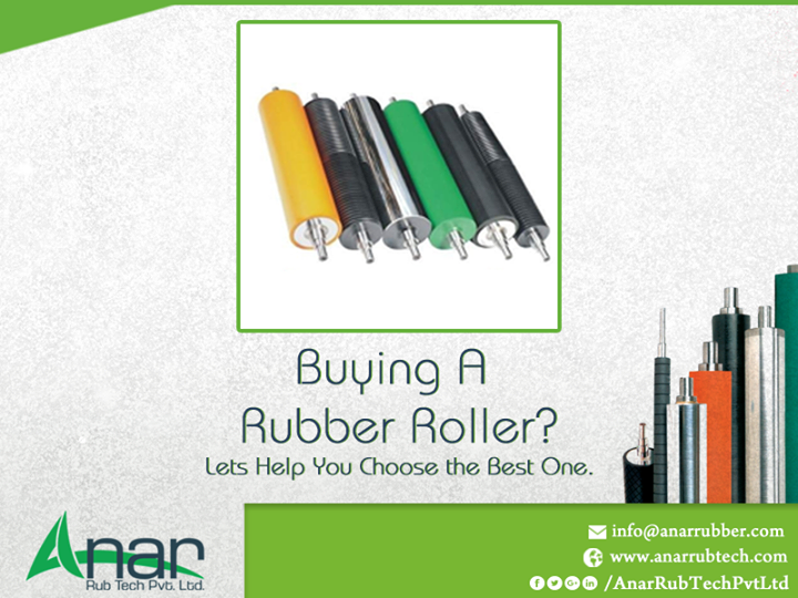 Buying A Rubber Roller?