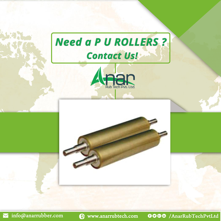Need a P U ROLLERS ? Contact Us!