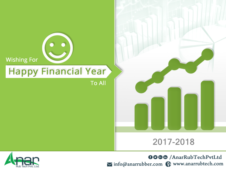 Today is an annual account closing date. Clear all our misunderstandings, hurt, anger, resentment, guilt, fears, rejections, failures, un-forgiven, envy, misbehavior, mistakes and all negative feelings. Close the account. Wish u a very happy, healthy & wealthy new Financial Year #HappyFinancialYear #InkCirculatingSystemManufacturers #AirExpandableShaftsManufacturers #MechanicalChuckManufacturer #CorkRollersManufacturer  W:http://anarrubtech.com/   M:+919825405265