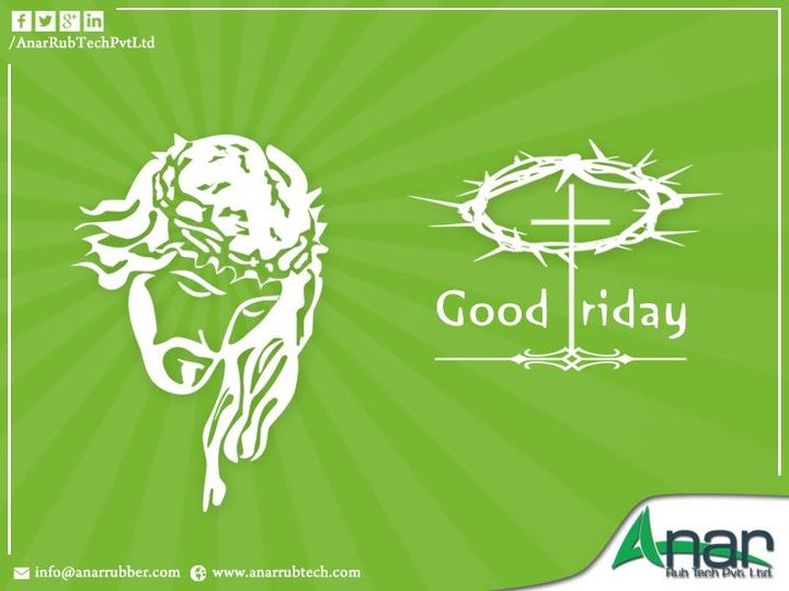 Hope his love always stays with you and lights your way as you further in your life. Wish You a Happy Good Friday  #GoodFriday #InkCirculatingSystemManufacturers   #AirExpandableShaftsManufacturers   #MechanicalChuckManufacturer   #CorkRollersManufacturer   W:http://anarrubtech.com/