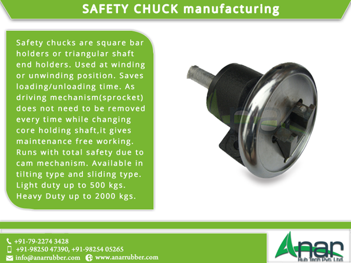 SAFETY CHUCK manufacturing