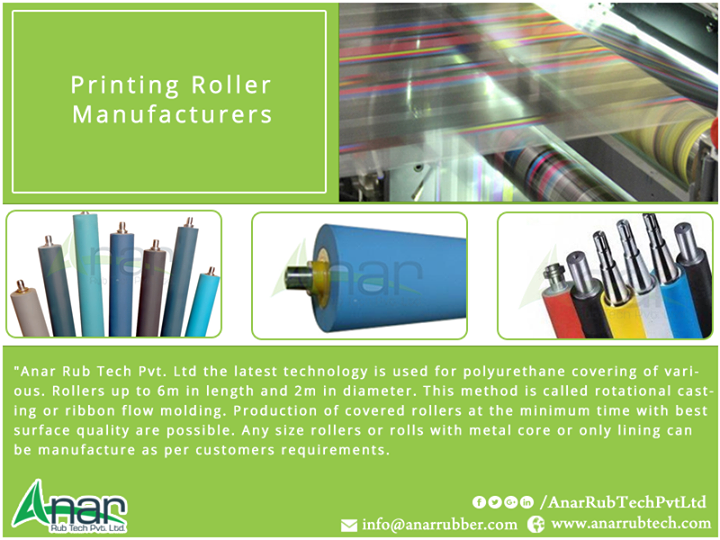 Printing Roller Manufacturers