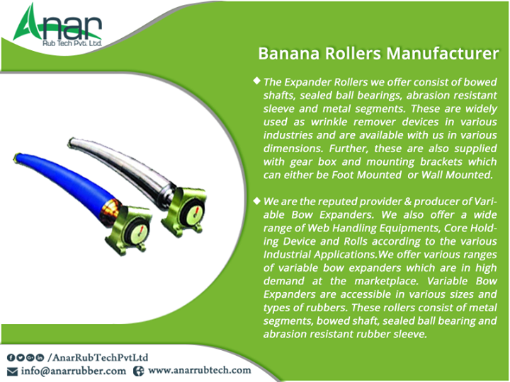 Banana Rollers Manufacturers
