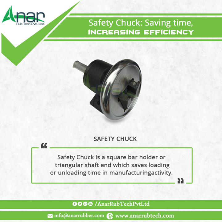 Safety Chuck is a square bar holder or triangular shaft end which saves loading or unloading time in manufacturing activity. #SafetyChuck   #SafetyChuckManufacturers   #SafetyChuckExporters   #SafetyChuckSuppliers