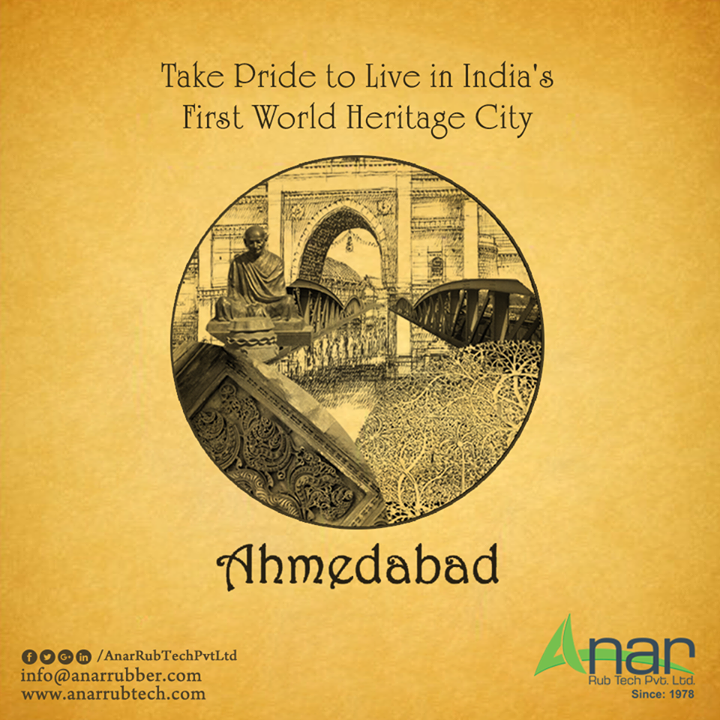 Take Pride to Live in India's First World Heritage City Ahmedabad #worldHeritageCity #IndiasFirstHeritageCity #HeritageCity #Ahmedabad
