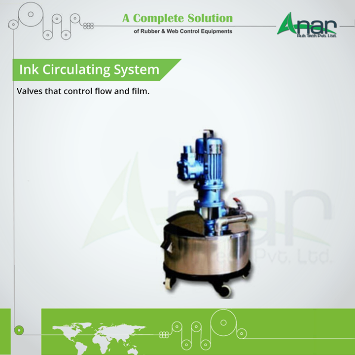 Ink Circulating System is 100% Safe ink adhesive which controls excess ink and flow which can be used for productive purposes.  #InkCirculatingSystem   #InkCirculatingSystemManufacturers   #InkCirculatingSystemExporters   #InkCirculatingSystemSuppliers