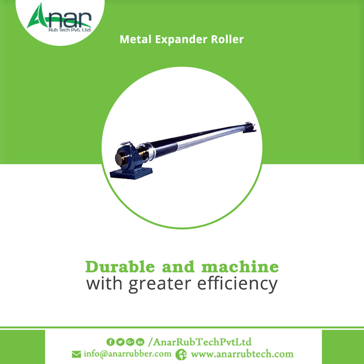 Wide Range of Metal Expander Roller utilized for better performance and applied at every paper industry with heavy weight and better length. #MetalExpanderRoller #MetalExpanderRollerManufacturers  #MetalExpanderRollerExporters #MetalExpanderRollerSuppliers