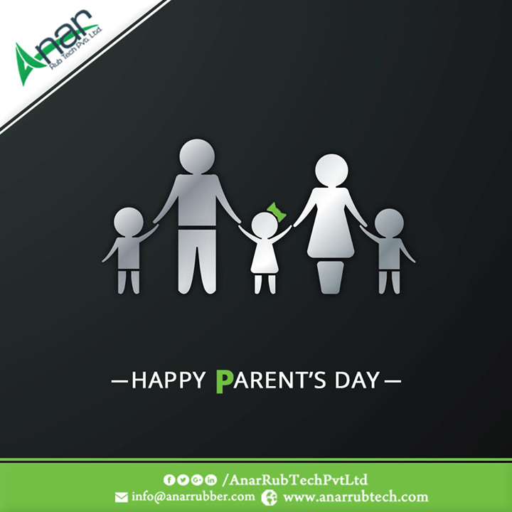On this parents day spend wonderful time with your parents and be grateful to their contribution in your success. #ParentsDay #HappyParentsDay #RubberRollersManufacturers #RubberRollersExporters #RubberRollersSuppliers