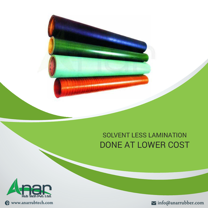 Quick Change Sleeve by Anar Rub Tech is manufactures in a way that lowers cost of processing for any solvent less lamination work.   #QuickChangeSleeve #QuickChangeSleeveManufacturers #QuickChangeSleeveSuppliers #QuickChangeSleeveExporters