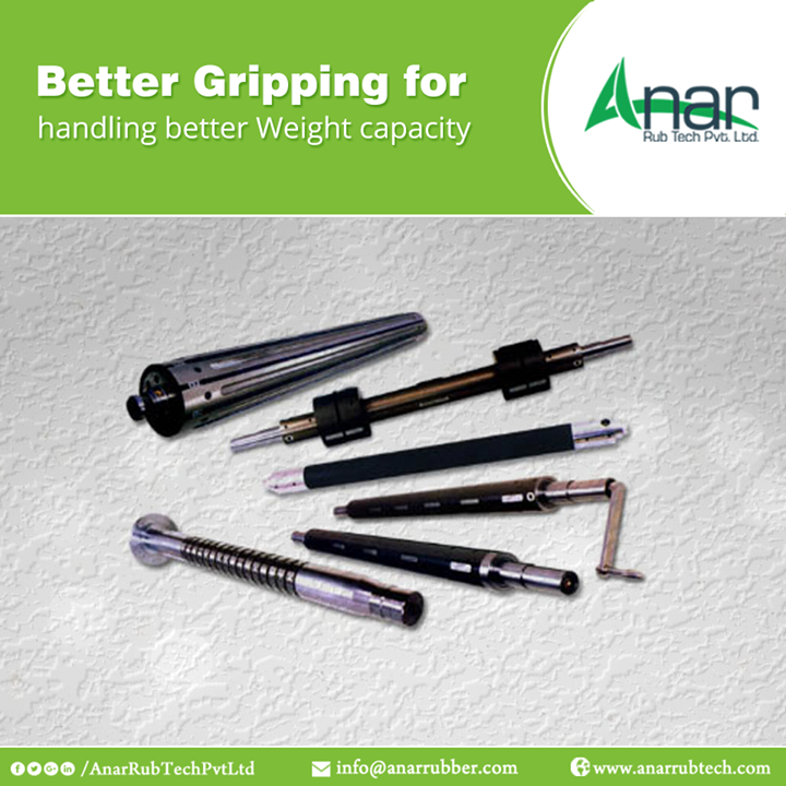 Pad Type Shaft by Anar Rub tech are manufactured with utmost quality that grips it better with the heavy weighing capacity. #PadTypeShaft #PadTypeShaftManufacturers #PadTypeShaftSuppliers #PadTypeShaftExporters