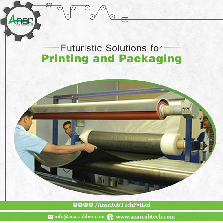 With the Advanced Machinery and the state of art technology, Anar Rub Tech gives ultimate solutions for Printing and Packaging for futuristic industries.