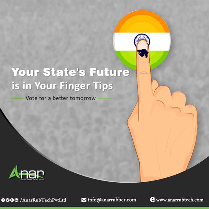 Power is in your finger. It is your right to choose government for you. Go and Vote and bring the change. #VoteForGujarat #GujaratElection2017 #Vote #GujaratElection #AnarRubTechPvtLtd