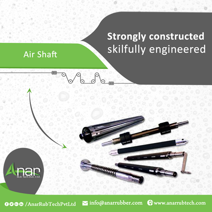 Air shafts tend to be quick in performance and does not damage rolls. Anar manufactures excellent quality Air Shaft for convenient operational activities. Interestingly, Anar supplies air shafts at leading market prices. #AirShafts #AirShaftsManufacturers #AirShaftsSuppliers #AirShaftsExporters