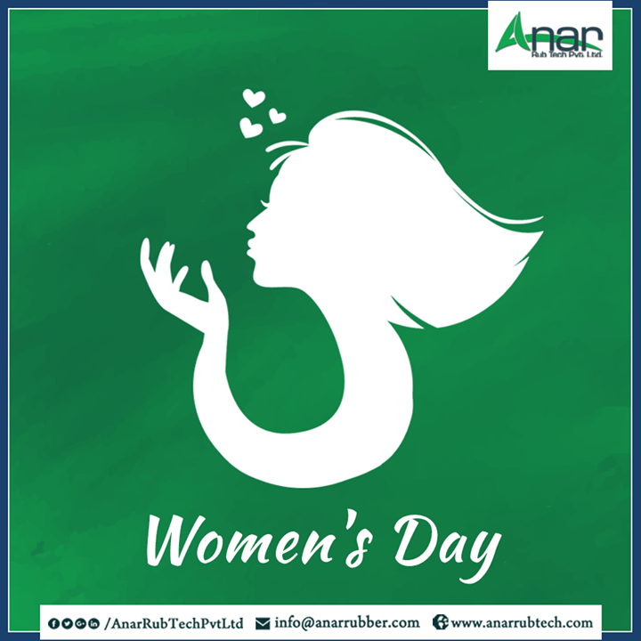 On this International Women's Day, Anar Rub Tech feels grateful to have such powerful women in life and their contribution for success. #InternationalWomensDay #HappyWomensDay #WomensDay #AnarRubTechPvtLtd