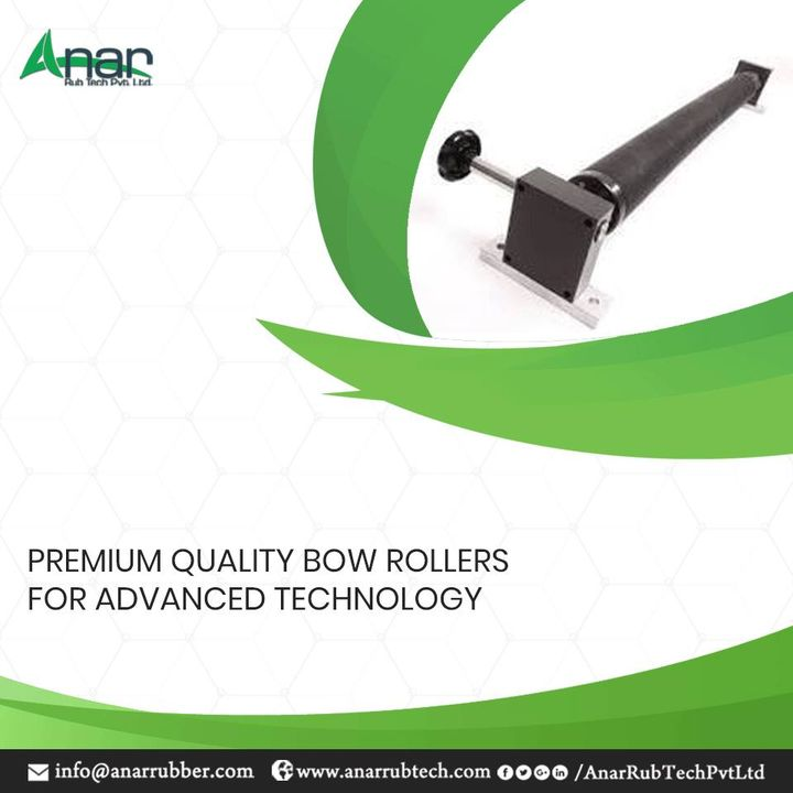 For global use and in convergence with its standards, Anar Rub Tech is manufacturing hi-tech Bow Rollers for capturing a global mark. #BowRollers #BowRollersManufacturers #BowRollersSuppliers #BowRollersExporters