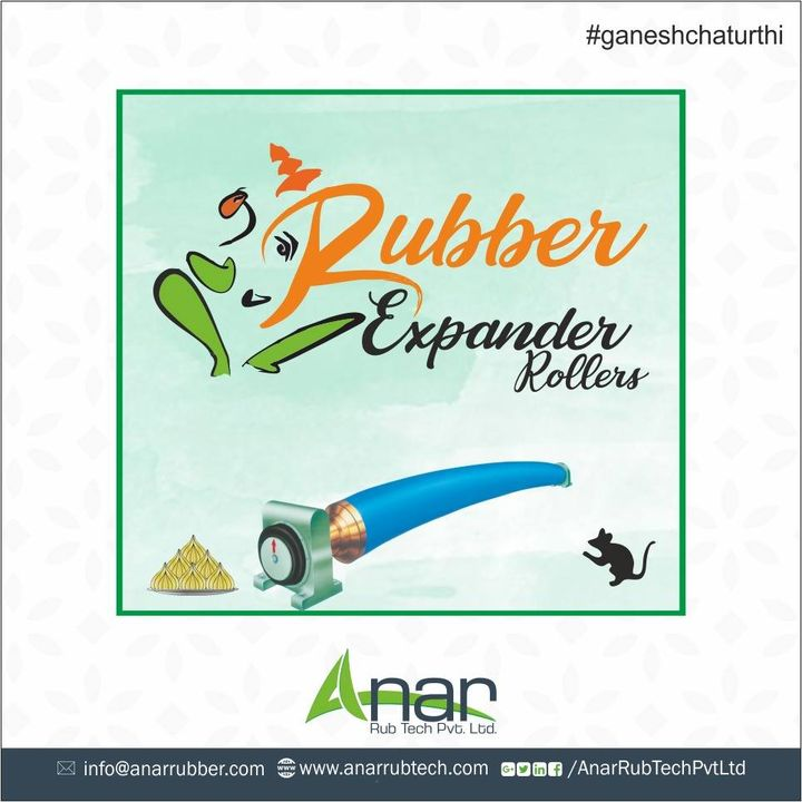 Find out an ideal machine by Anar Rub Tech and answer us in the comment section now.  #anarrubtech #rubberroller #ganeshchaturthi
