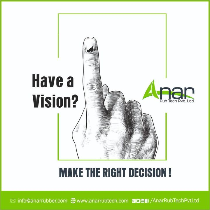 The future of our country is in our finger tips.  Lets Roll up our sleeves stay aware and vote. #ElectionDay #Election2019 #votingday #AnarRubTech #RubberRollerManufacturer #RubberRollerExporters #RubberRollerSuppliers