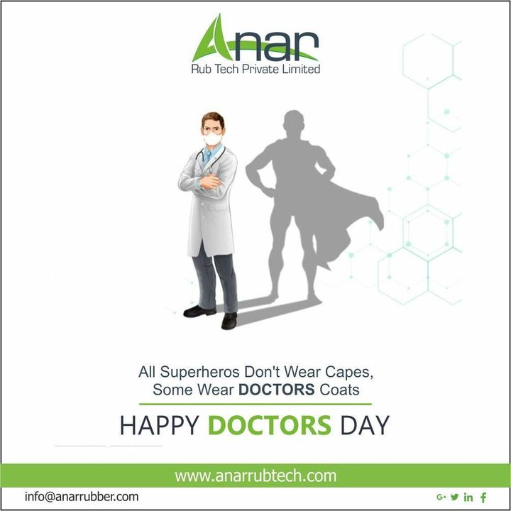 Let's Salute to Corona Warriors On this Doctors Day.Happy Doctors Day.!