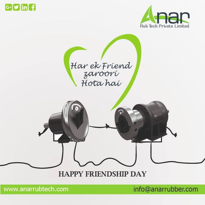 Friendship is a priceless gift, That cannot be bought or sold. But the value is far greater, Than a mountain of gold. Happy Friendship Day..!! #rubberroller #anarrubtechpvtltd #rubbersleeves #rubberexpander #rubberproducts #happyfriendshipday