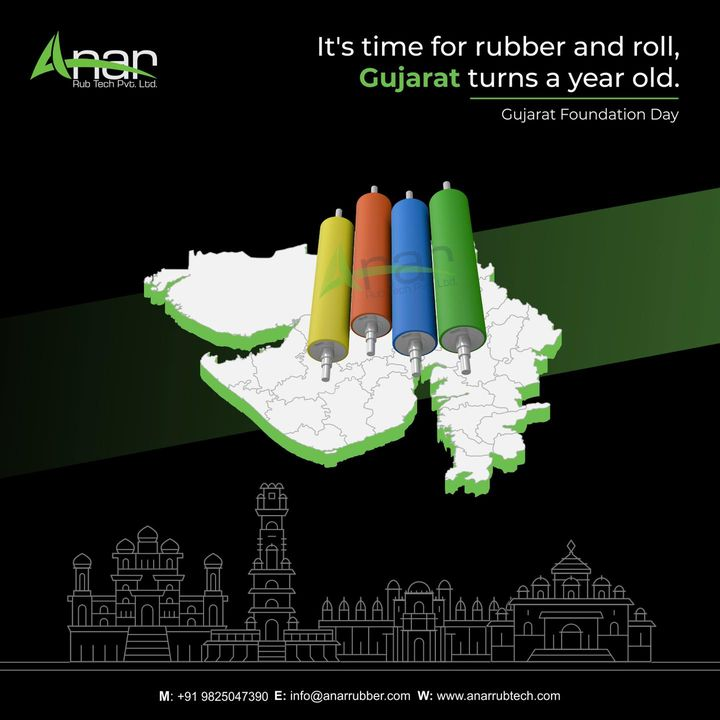 Anar Rub Tech,  ITMA2019, AnarRubTech, RubberRollerManufacturer, RubberRollerExporters, RubberRollerSuppliers