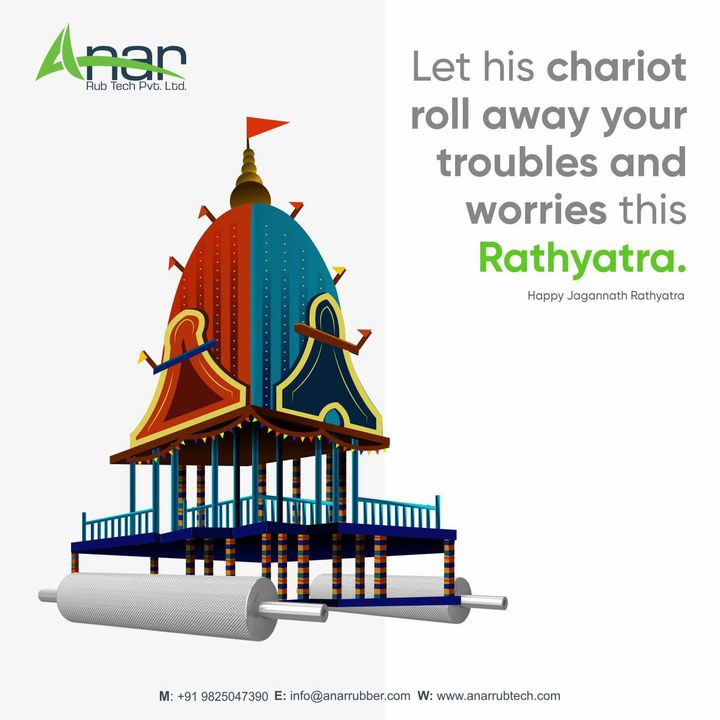 This Rathyatra, bid goodbye to your problems and let his blessings grace your life with success, health and happiness.   #rathyatra #rathyatra2021 #socialsamosa #topicalpost #festival #anarrubtech
