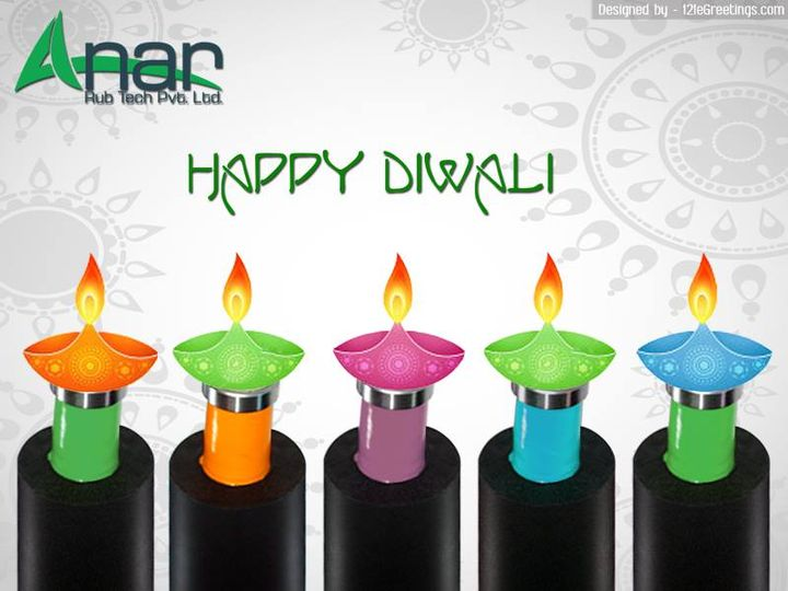 May this Diwali brings lot of success in all your business endeavors and More Opportunities for US to work together...  Happy Diwali  #Diwali #HappyDiwali #Festival  #AnarRubTech #LeafTypeAirExpandingShaft #RubberRoller #RubberExpander #SafetyChuck #AirExpandingShaft #PURoller #AirShafts  #121eGreetings