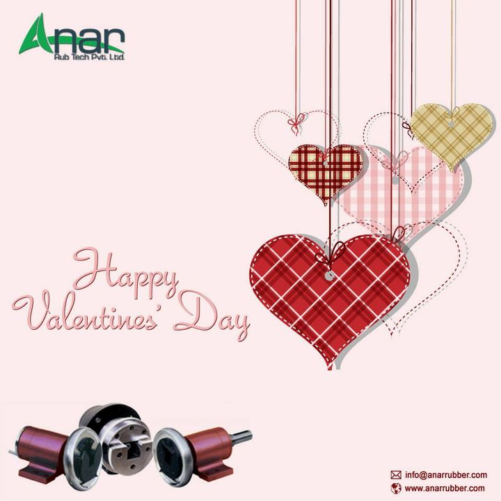 There's nothing better than spending this day with the person I care about the most. Happy Valentine's Day!  #AnarRubTech #LeafTypeAirExpandingShaft #RubberRoller #RubberExpander #SafetyChuck #AirExpandingShaft #PURoller #AirShafts #Happyvalentineday #valentine