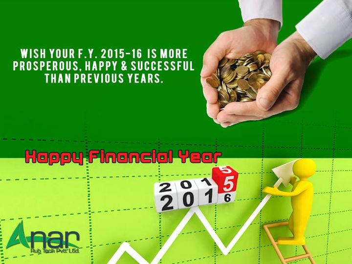 Wish Your Financial Year 2015-16 Is More Prosperous, Happy & Successful Than Previous Years.   #HappyFinancialYear #FinancialYear #newyear #Financial #AnarRubTech #LeafTypeAirExpandingShaft #RubberRoller #RubberExpander #SafetyChuck #AirExpandingShaft #PURoller #AirShafts