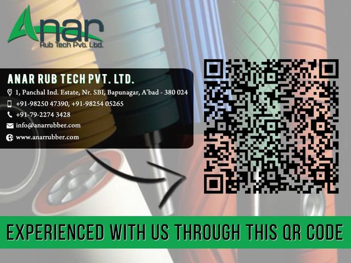 For Familiar With Us Use New Concept Through One Click In Our QR Code.  #Qrcode #code #PrinitngRollers #AnarRubTech #LeafTypeAirExpandingShaft #RubberRoller #RubberExpander #SafetyChuck #AirExpandingShaft #PURoller #AirShafts