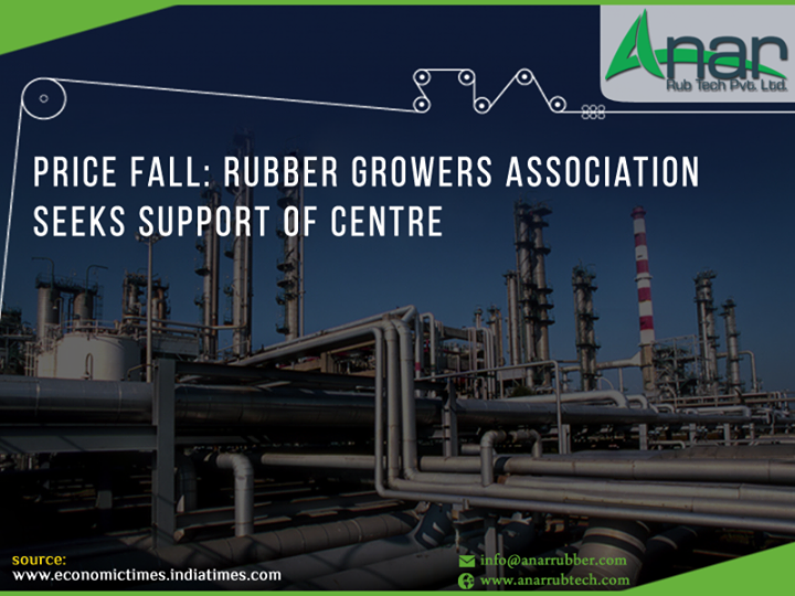 Price Fall: Rubber growers association seeks support of centre  #Rubber #Industry #News