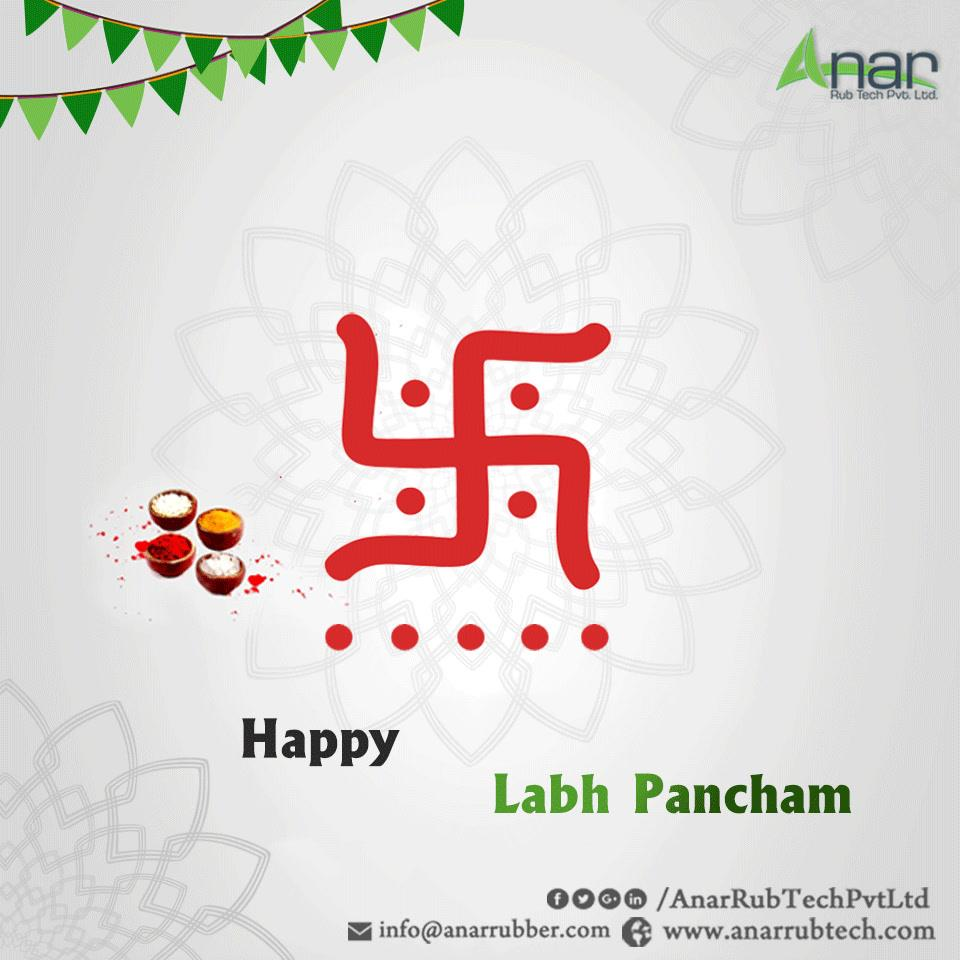On this Labh Pancham, restart your business in the New Year and get new clientele for your business. #ShubhLabhPancham  #LabhPancham  #IndianFestivals