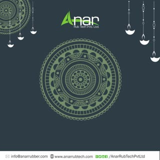 May the divine light of Diwali Diyas spread Peace, Prosperity, Happiness and Good Health in your life. Wish you a very Happy Diwali!! #happydiwali #deepavali #AnarRubTech #RubberRollerSuppliers #RubberRollerManufacturer #RubberRollerExporters