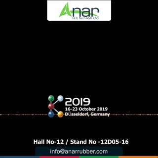 The K is getting closer! Only 7 days until the world's most important trade fair for the plastics and rubber industry starts. How far along are you with the preparations?  #AnarRubTech #k2019 #germany #RubberRollerManufacturer #exhibition #RubberRollerExporters #airchuck #inkcirculating #RubberRollerSuppliers #airshaft #registration #pu